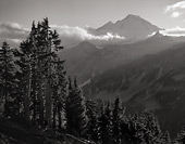 Mt. Baker, From Artist Point - North Cascade Mountains, Washington (8623 bytes) www.jeffkrewson.com