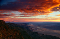 Summit Sunrise - Steens Mountain, Southeast Oregon (5936 bytes) www.jeffkrewson.com